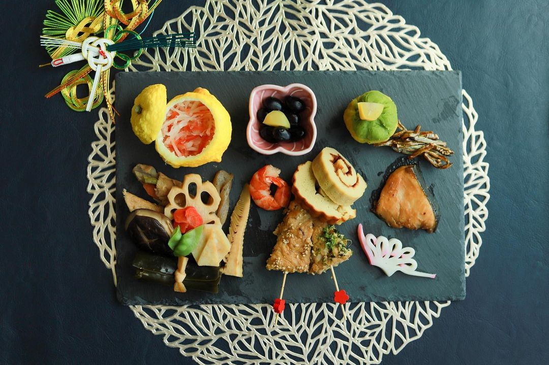 osechi dissected