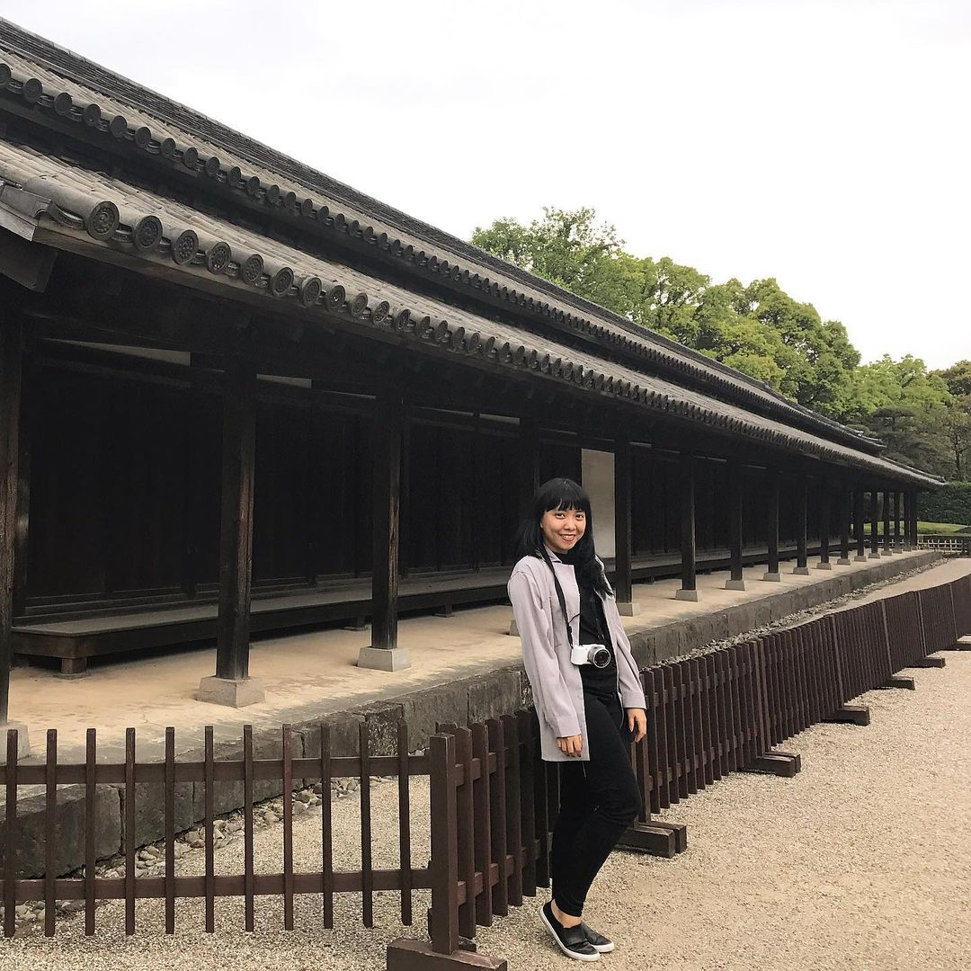 Imperial Palace Guardhouse